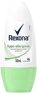 Rexona Women Antiperspirant Roll On Deodorant Hypoallergenic, 50ml