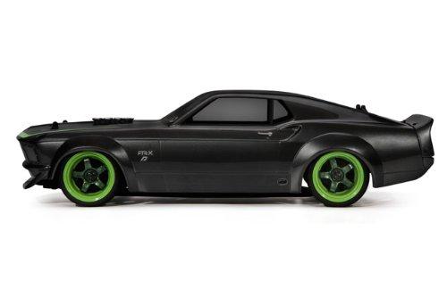 RC Auto kaufen Drift Car Bild 2: HPI LRP Electronic 109291 - Sprint 2 Sport RTR Mustang RTR-X*