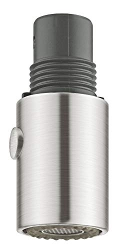 Grohe Faucet Side Spray 46857DC0 Supersteel Infinityfinish