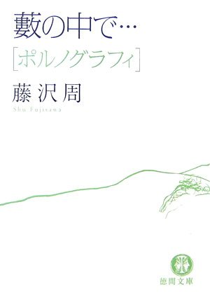 薮の中で…「ポルノグラフィ」 (徳間文庫)の詳細を見る
