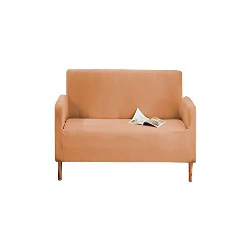 Trimming Shop Funda de sofá elástica para sofá de 1 2 3 4 plazas, de elastano antideslizante, fácil de instalar, sofá, sofá y sofá