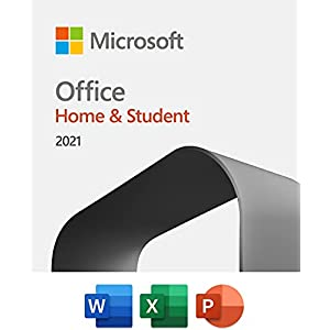 Microsoft Office Home & Student 2021   One-time purchase for 1 PC or Mac  Download