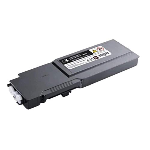Original Dell C3760n/3760dn/3765dnf Extra High Capacity Toner Kit ca. 11.000 Seiten, schwarz