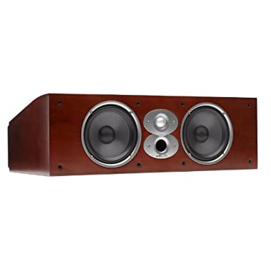 Polk Audio CSI A6 Center Channel Speaker (Single, Cherry)