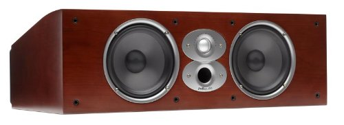 Polk Audio CSI A6 Center Channel Speaker (Single, Cherry)