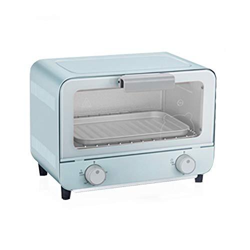 Digitale Ofen, Auftauprogramme Kindersicherung Energiesparmodus Glasdrehteller Edelstahl Automatische Anzeige Garzustands, 15L, Weiß