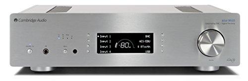 Cambridge Audio C10661K Azur 851D Hi-End Empfänger Silber