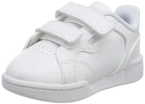 adidas Unisex Baby ROGUERA I Cross Trainingsschuhe, Ftwbla/Ftwbla/Plamet, 21 EU
