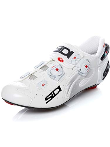 Sidi Wire Push Speedplay Cycling Shoe - Men's White, 45.5