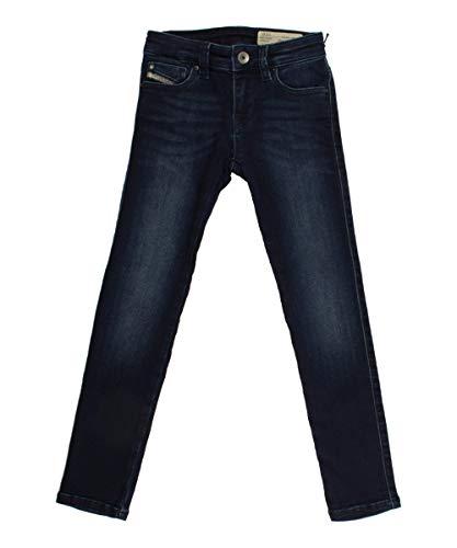 Diesel Skinzee-Low J-EL Jeans Skinny Fit - dunkelblau, Größe:4 Jahre / 104