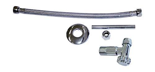 Calmwaters® - Anschluss-Set für den Anschluss des Toiletten-Spülkästens für den Wasser-Zulauf von hinten - 30LC3185