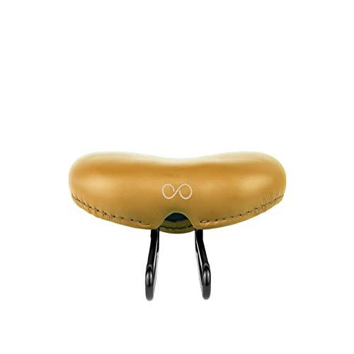 sellOttO Amico - Joven Silla cómoda también para Falda y Minifalda - Ideal para Bicicleta City-Bike, Pedaleo asistido, Piñón Fijo, Mountainbike