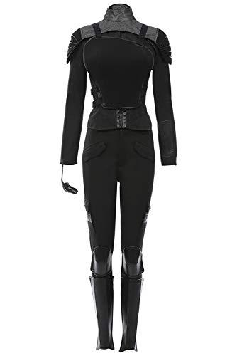 Bilicos Hambre Katniss Everdeen Top Pants - Traje Carnival, disfraz para mujer, talla L