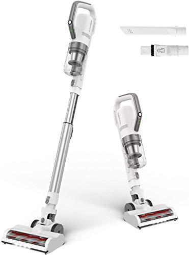 APOSEN Cordless Vacuum Cleaner, 4 in 1 Stick Handheld Vacuum Cleaner H21