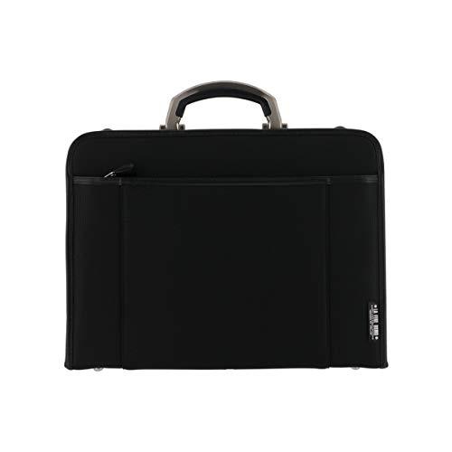 青木鞄(LAFERE)ソフトアタッシュケース A4対応 アルミ持ち手 [OPS No.6724]