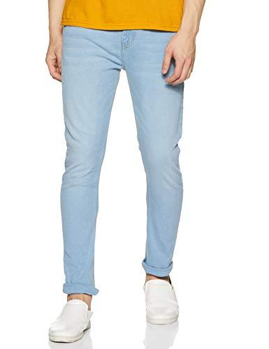 Amazon Brand – Symbol Men's Stretch Carrot Fit Jeans