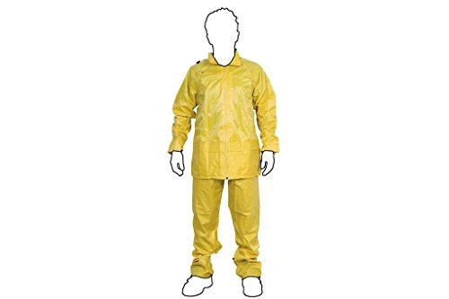 COFAN 11000112-xxl-Anzug Wasser Triple Schicht (PVC/Polyester) gelb