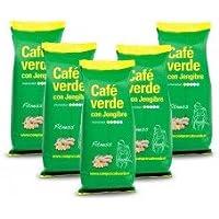 CAFÉ VERDE CON JENGIBRE 100gr