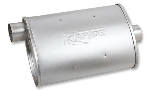 Flowtech 50051FLT Raptor Turbo Performance Muffler