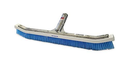 Heavy-Duty Aluminum Extra-Wide Pool Brush