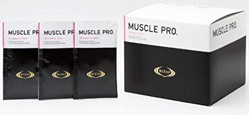 ライザップ MUSCLE PRO 780g (26g×30袋) ストロベリー風味 プロテイン
