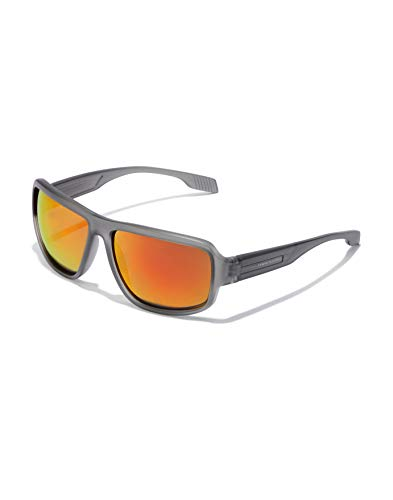 HAWKERS F18 Sunglasses, Gris, One Size Unisex Adulto