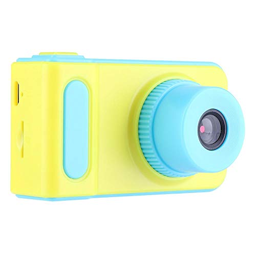 VbestLIFE kindercamera, 2 inch mini speelgoed digitale camera HD 1080P leuke kindercamera met 400 MA-batterij, prachtig cadeau voor kinderen.