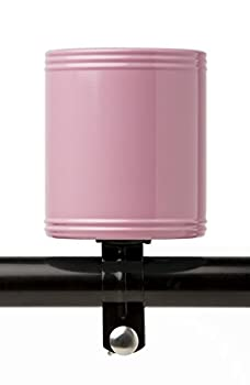 N&M Products Cruzies Bike Cup Holders/Bicycle Cell Phone Holder - from The Same Manufacturers of The HydroFlask  Pink