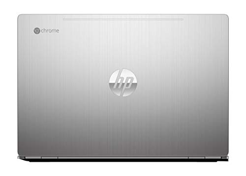 HP W0S99UT 13 -Inch G1 Chromebook (Intel Pentium processor, 4 GB SDRAM, 32 GB eMMC, Chrome OS 64), Silver