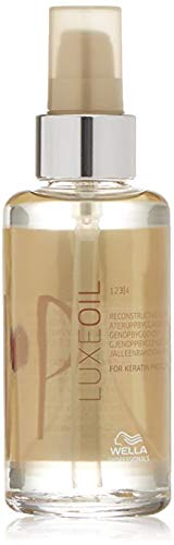 Wella Sp System Professional Luxeoil reconstr uctive Elixir haaroil, 1er Pack (1X 30ML)