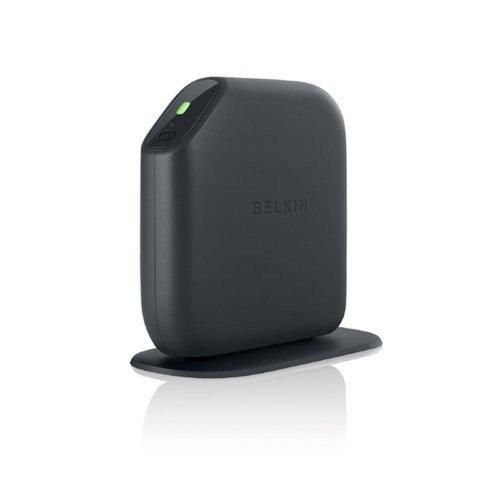Belkin Connect N150 Wireless N Router + 4-Port 10/100 Switch (Older Generation)