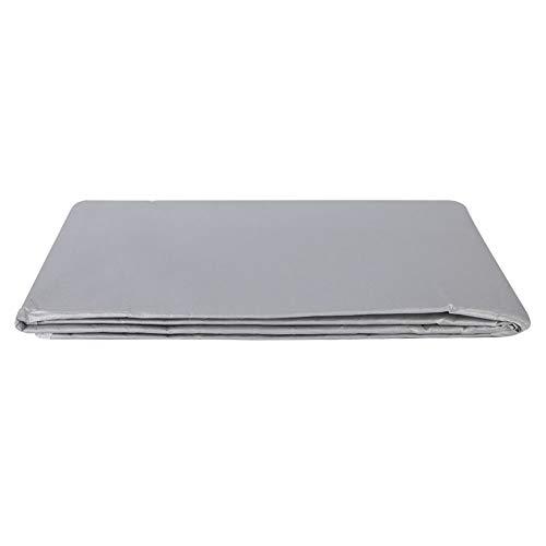KSTE Housse for Planche à Repasser élastique - Housse for Table à Repasser Anti-brûlure recouverte d'argent, antipoussière