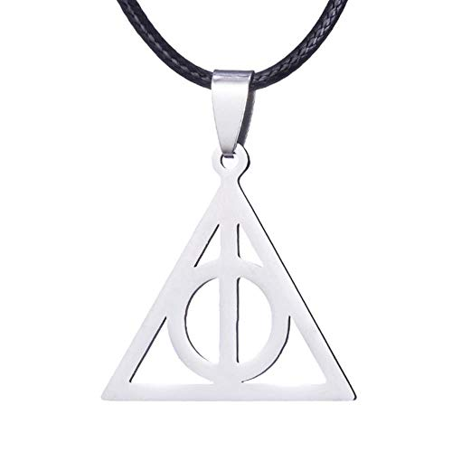 Fashion Charm Teen Wolf Necklace Necklace Stainless Steel Necklace