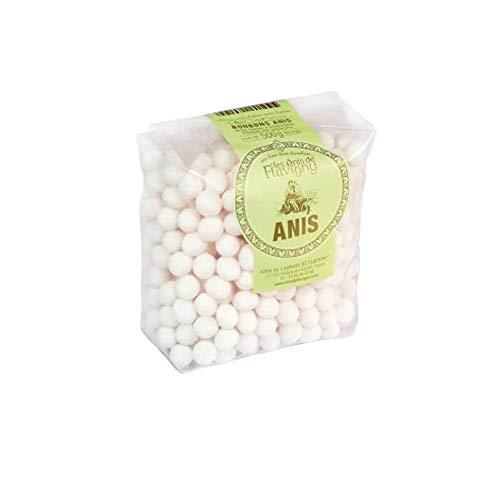Anis de Flavigny ® - Sac de bonbons Anis - 500g