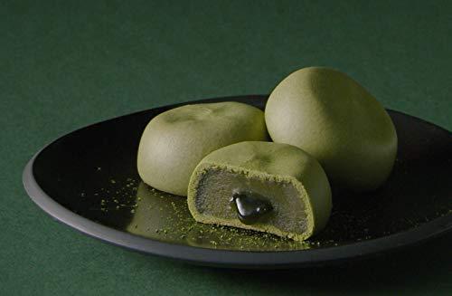 茶のしずく(香川県産高瀬茶のミルク饅頭) 6個入