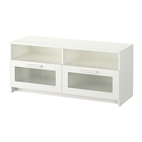 IKEA 403.376.94 Brimnes - Mueble para TV (pantalla plana), color blanco