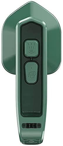 DFYOP Micro Plancha de Vapor Profesional, Mini máquina de Planchar portátil Plegable del Hierro del Vapor del hogar del PDA, Vaporizador Ligero para Ropa, Adecuado para el hogar y los Viajes