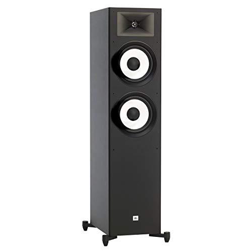 JBL Stage 190 2.5-Way Dual 8' Woofers 1' Alluminum Tweeter Floor Standing Speaker