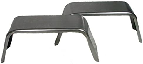 Pair of Square Trailer Fenders (14