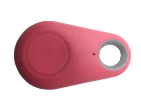 Tag chaveiro rastreador bluetooth gps,animais,carteira,malas(rosa)