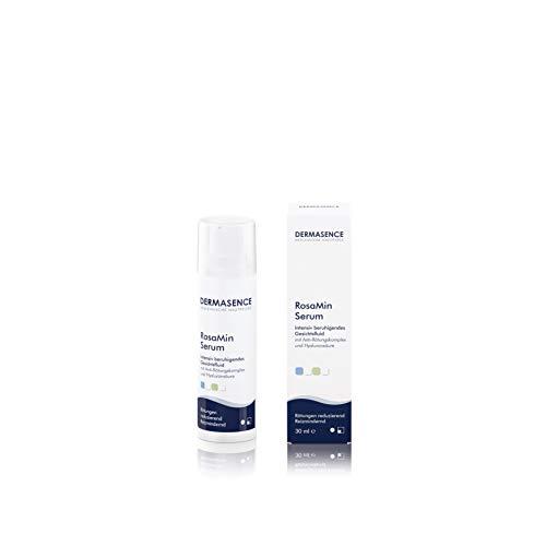 DERMASENCE RosaMin Serum Gesichtsfluid, 30 ml Lösung