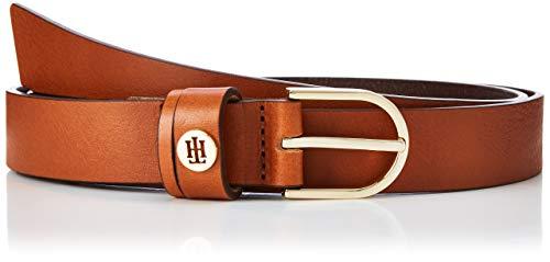 Tommy Hilfiger Damen Classic Belt 2.5 Gürtel, Braun (Brown Gb8), 85 cm