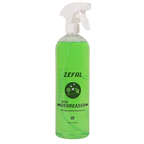 ZEFAL 9982.0 Desengrasante, Verde, 1000 ml