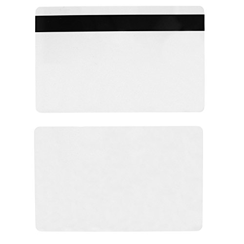 Bodno Premium CR80 30 Mil Graphic Quality PVC Cards with 5/16