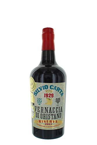 Vernaccia Di Oristano Riserva 2003 Doc Cl 75 S. Carta
