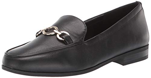 Bandolino Footwear Women's Lehain Loafer, Black, 8.5