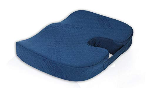 Miracle Bamboo Cushion Color Navy Blue