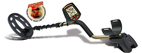 Fisher F70 Multi-Purpose Metal Detector with 11 inch DD Bi-Axial Coil Upgrade