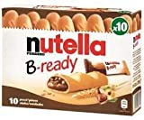 biscuit b-ready nutella t10 450gr