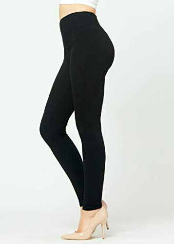Soft High Waisted Leggings for Women in Reg and Plus | Conceited Buttery